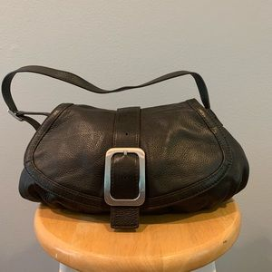 Small black Cole Haan purse